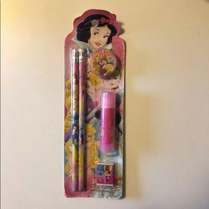 Disney princess School Supplies Set